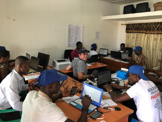 Liberian Election Observation Network, Liberia 2017